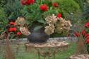 Dekorativ trädgårds BORD