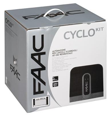 Villagrindautomatikpaket Cyclo - 009487