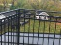 RÄCKE B9a och B9b  balkonger, terrasser och altaner