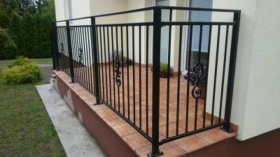 RÄCKE B7_B7a_  balkonger, terrasser och altaner