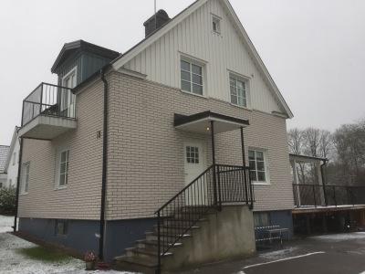 RÄCKE B5 och B5a  balkonger, terrasser och altaner