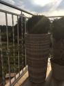 KAMPANJ. Utomhusräcke i massiva smide_ B12a och B12b  balkonger, terrasser och altaner_ GARANTI