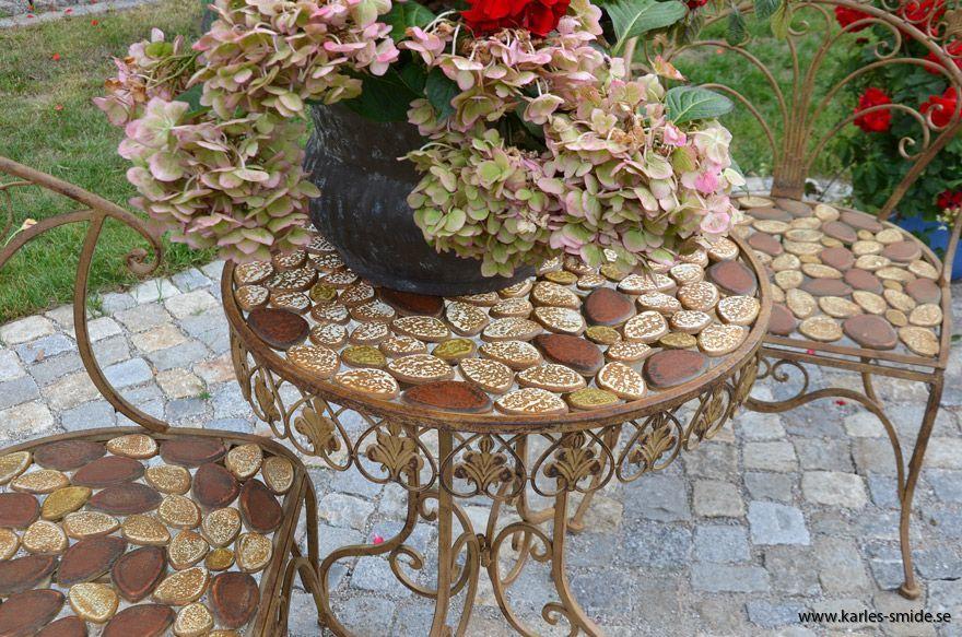 bärnsten bord
