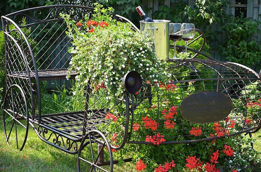 Trädgård,möbler