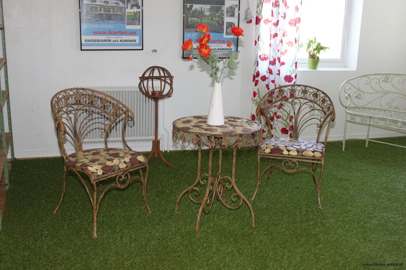 kaffe set_trädgård