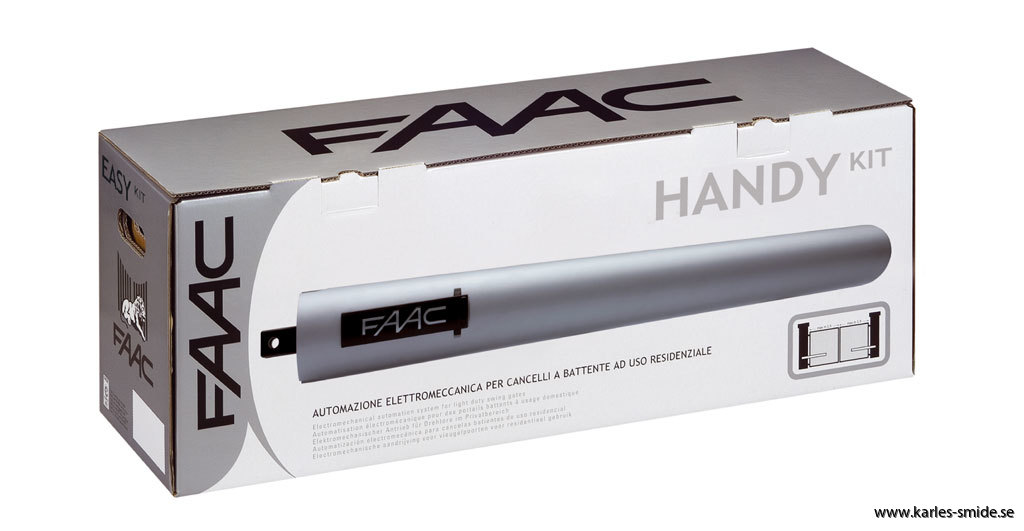 FAAC handy-kit