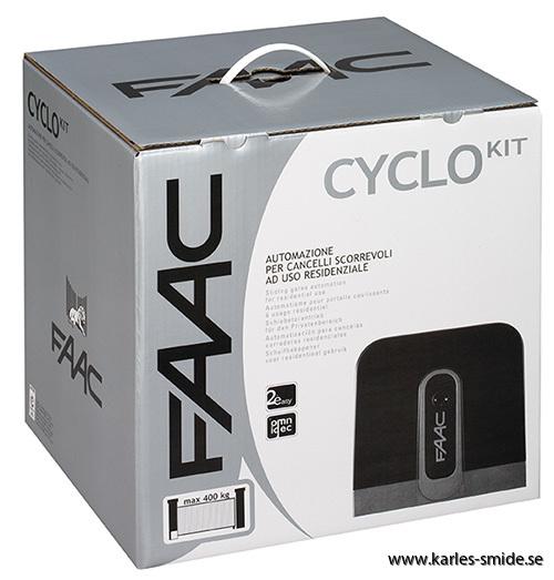 FAAC_Cyclo_kit