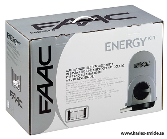 FAAC_energy_kit