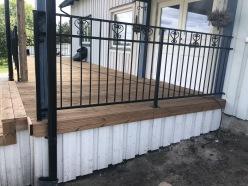 räcke; balkongräcke; altanräcke B15 (3)