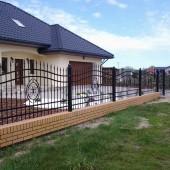 staket, grind Fjärill (3)
