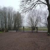 Grind, staket Riddarhagen  (3)