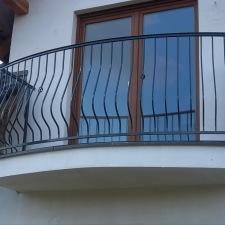 Balkong med ändringar Melinda