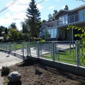 staket Harald aluminium white (2)