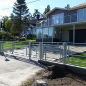 staket Harald aluminium white (5)