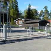 staket Harald aluminium white (9)