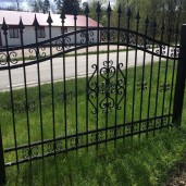 staket_ Kunglig