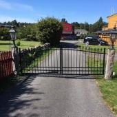 grindar A4 utan krusiduller L. ca.340cm H. ca 105-120cm (2)