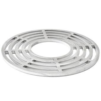 Artiss_ Gallret med ett hål för wok