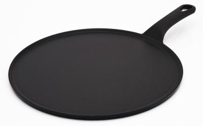 Chasseur gjutjärns stekpanna för pannkakor  ___  ∅ 28 cm _ SVART -