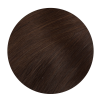 CLIP-ON BANG - 4 Chocolate Brown