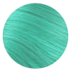 CLIP-ON BANG - Light Turquoise