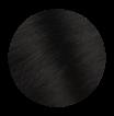 CLIP-ON BANG - 1 Jet Black