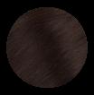 CLIP-ON BANG - 3 Medium Brown