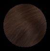 CLIP-ON BANG - 4 Chocolate Brown