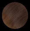 CLIP-ON BANG - 6 Dark Chestnut Brown