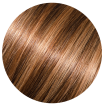 CLIP-ON BANG - 10-16 Browni blonde