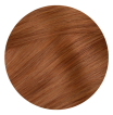 CLIP-ON BANG - 30 Ginger caramel