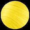 CLIP-ON BANG - Yellow