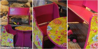 Simsalabims egendesignade barnmöbelgrupp: Just ni i vårt showroom!