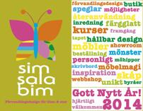 Välkommen till ett nytt år med Simsalabim!