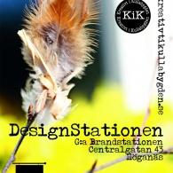 Arrangör & Utställare under Påskbasaren på DesignStationen (Simsalabim) Höganäs, 2012