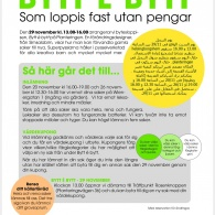 """Inspiratör & Utställare under """"Bytt é bytt"""" med Helsingborgshem, november 2014"""