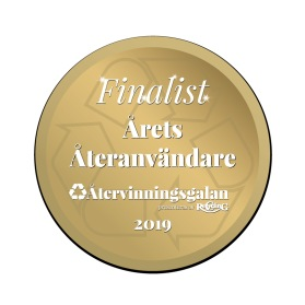 Årets Återanvändare_Återvinningsgalan2020