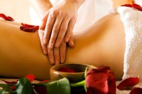 Sensuell massage Avslappnande massage Sofia Kreissl