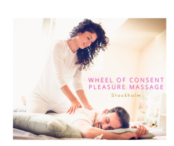Wheel of Consent Pleasure Massage