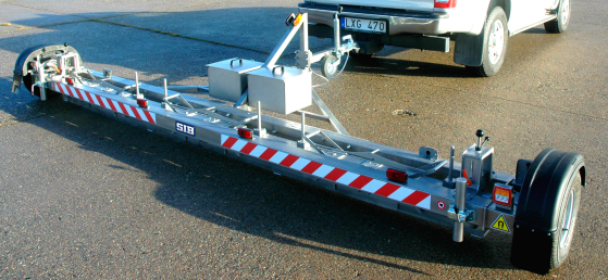 SIB Products magnetvagn