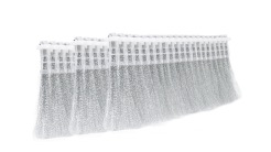 Airport sweeper cassette brushes