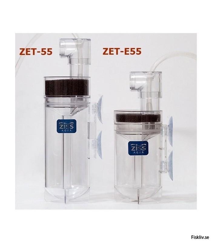 Skillnaden på ZET-55 & ZET-E55