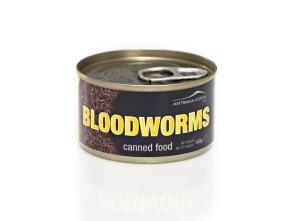 Konserverade Bloodworms 100gr