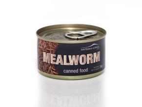 Konserverad Mealworms/Mjölmask 34gr