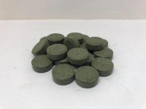 Fodertabletter Spirulina 20%