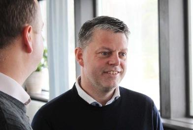 Marcus Bengtsson, VD på Hotell Riviera Strand gillar Plassners Bam-utbildning