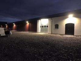 RR Konsult anlitades vid nybyggnation av häststall i Mjöhult