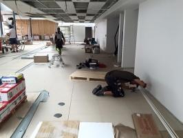 RR Konsult anlitades vid nybyggnation av ridbana i Mjöhult