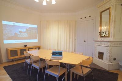 Konferensrum på Kontor122 - kontorshotell på Södermalm