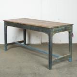 Vintage bord, Blått
